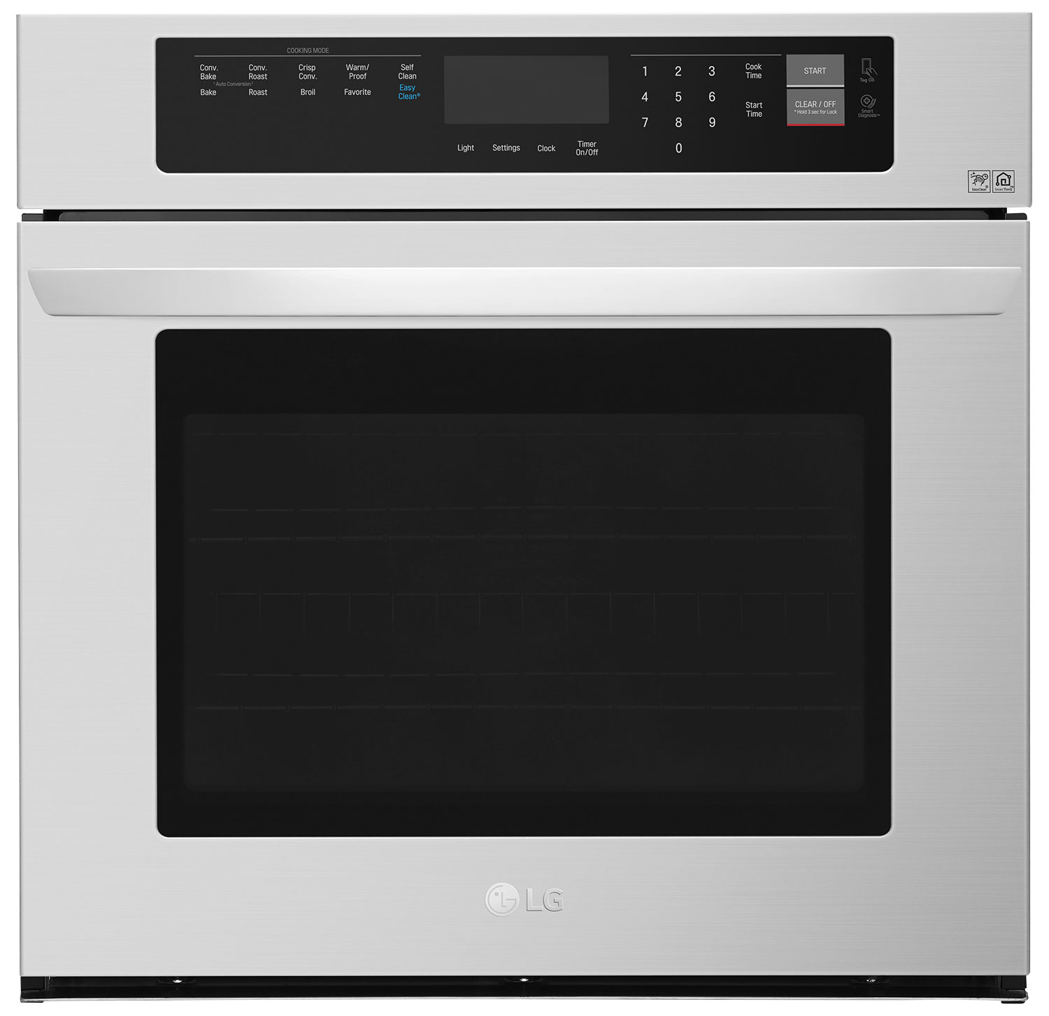 LG 4.7 Cu. Ft. Single Wall Oven – LWS3063ST