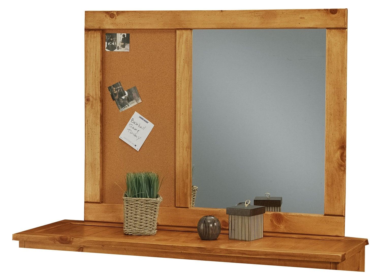Meubles juvéniles - Miroir horizontal Ponderosa