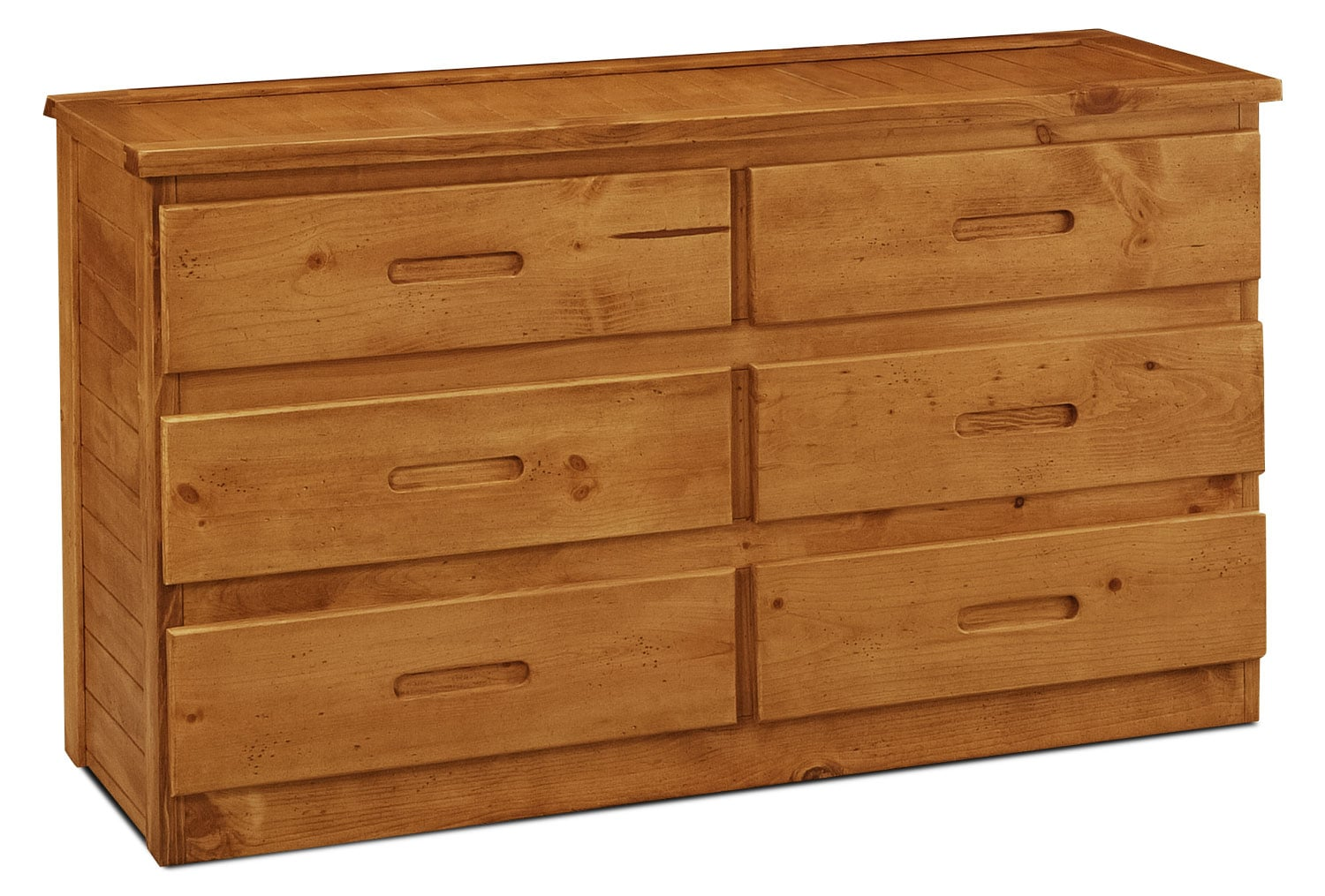 Kids Furniture - Ponderosa 6-Drawer Dresser