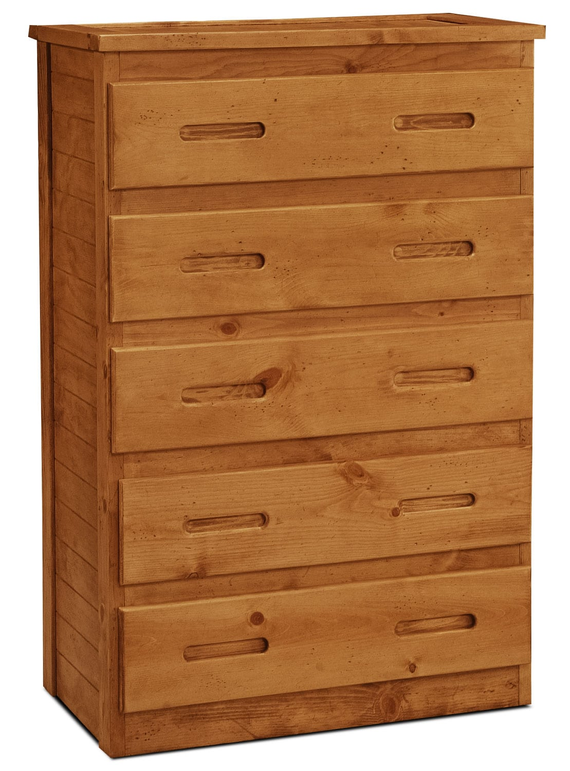 Kids Furniture - Ponderosa 5-Drawer Chest