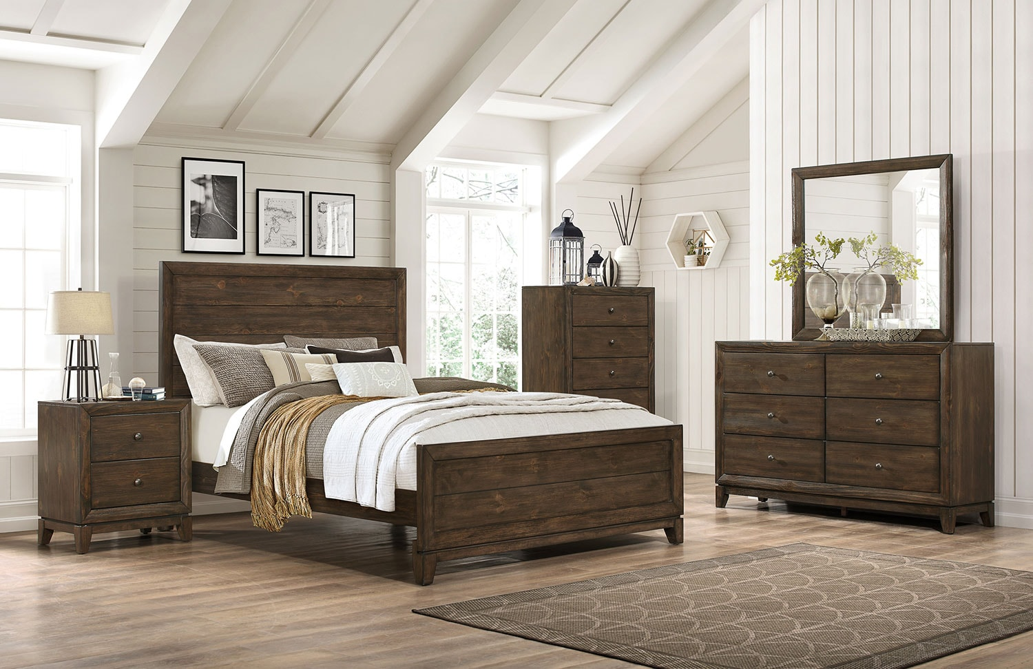 The Tacoma Bedroom Collection