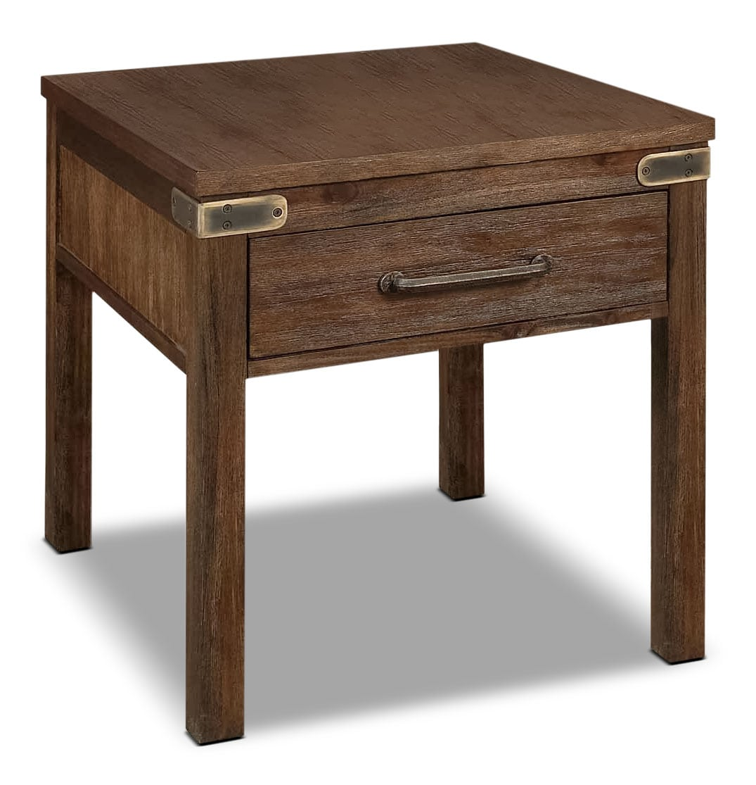Accent and Occasional Furniture - Huntley End Table
