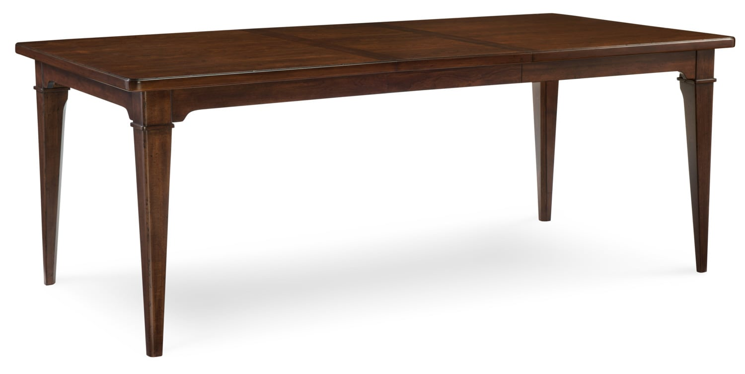 Dining Room Furniture - Rachael Ray Upstate Dining Table  - Cherry