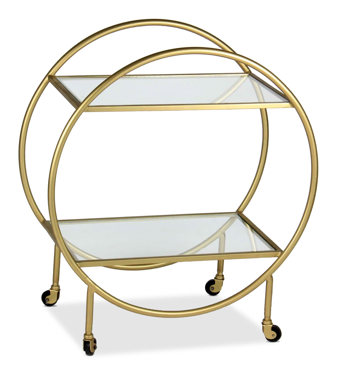 Accent and Occasional Furniture - Bass Bar Cart