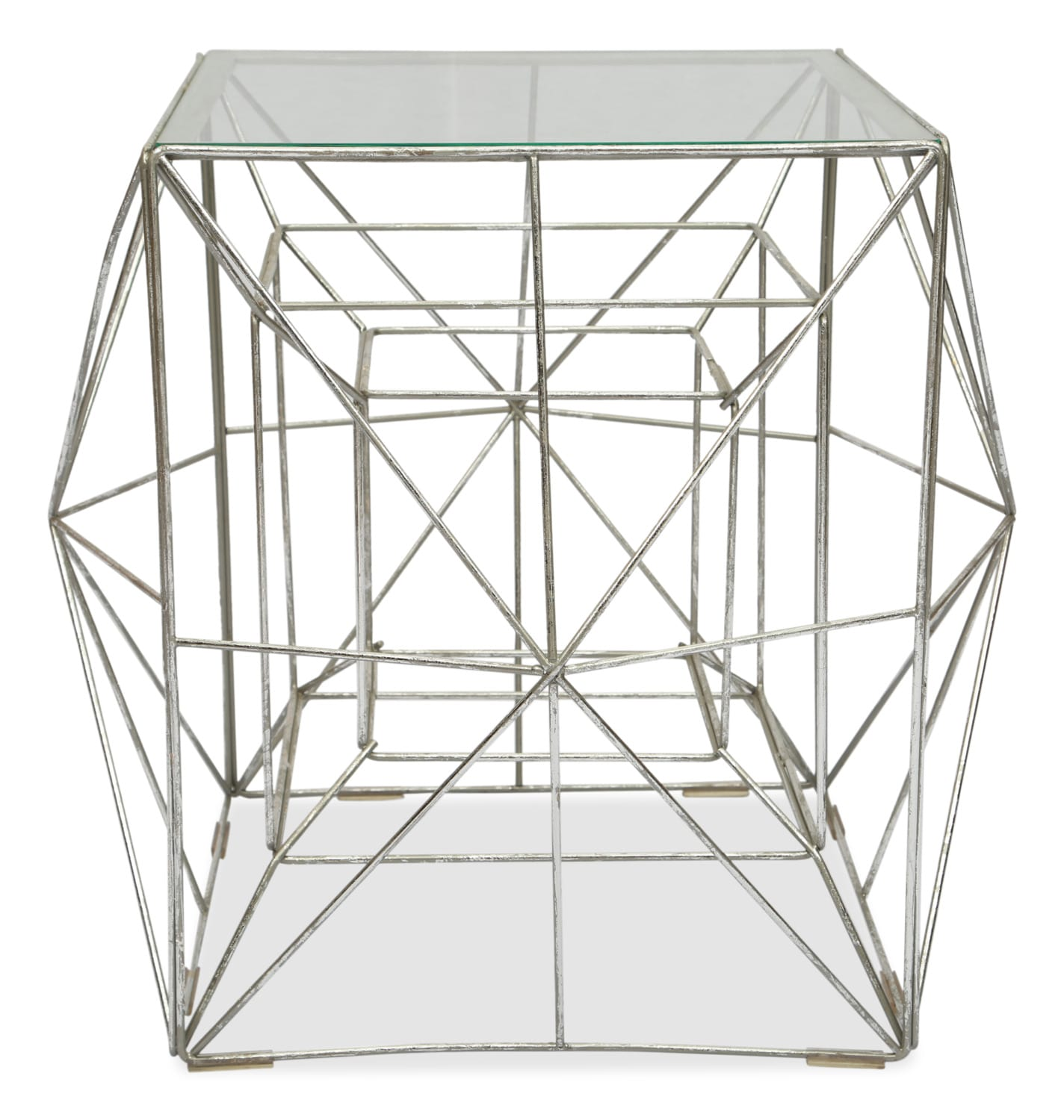 Infinity Accent Table