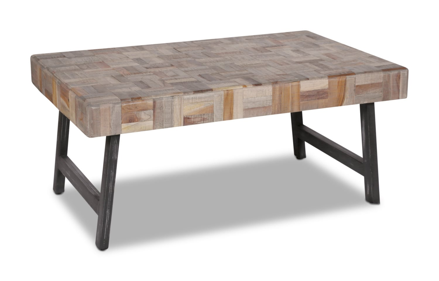 Coffee tables the brick for Table furniture