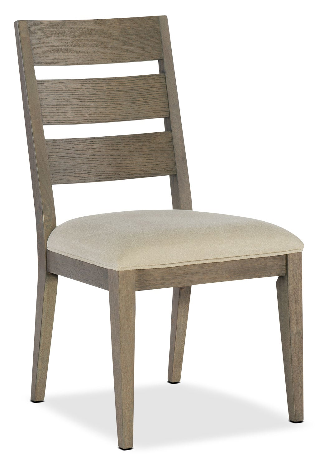 Dining Room Furniture - Rachael Ray Highline Ladder Side Chair - Greige