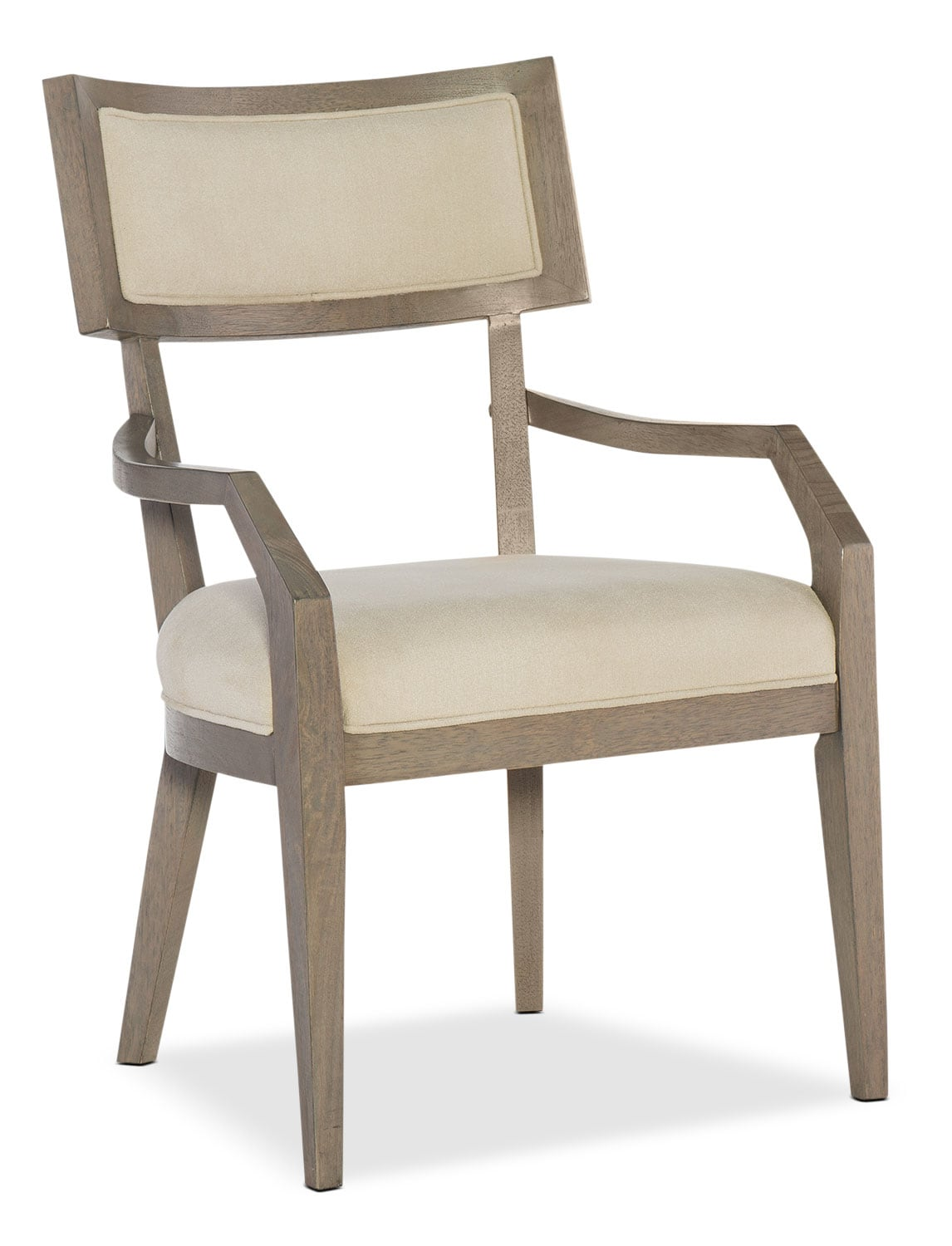 Dining Room Furniture - Rachael Ray Highline Arm Chair - Greige
