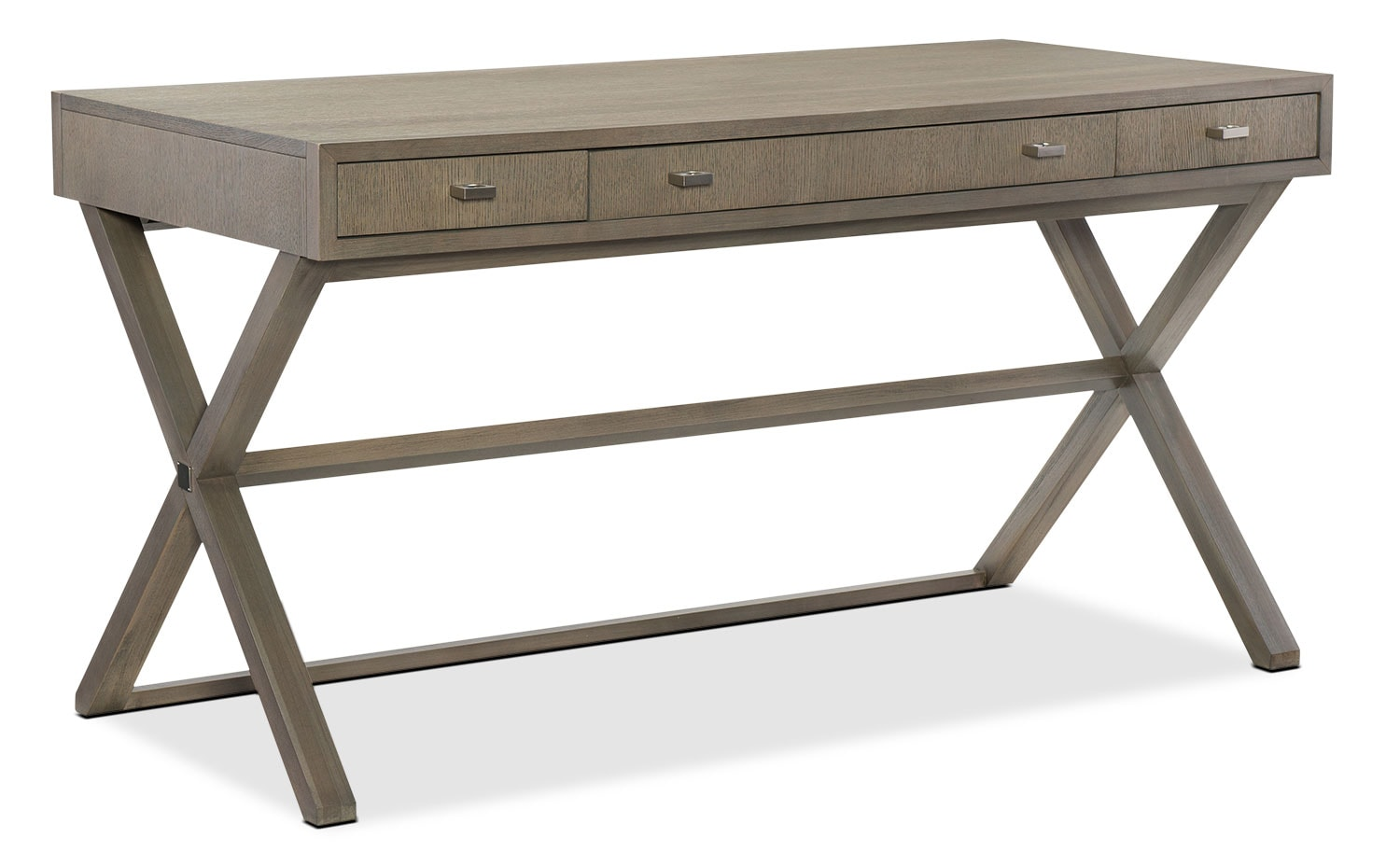 Dining Room Furniture - Rachael Ray Highline Desk - Greige