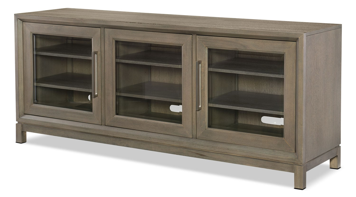 Dining Room Furniture - Rachael Ray Highline Entertainment Console - Greige