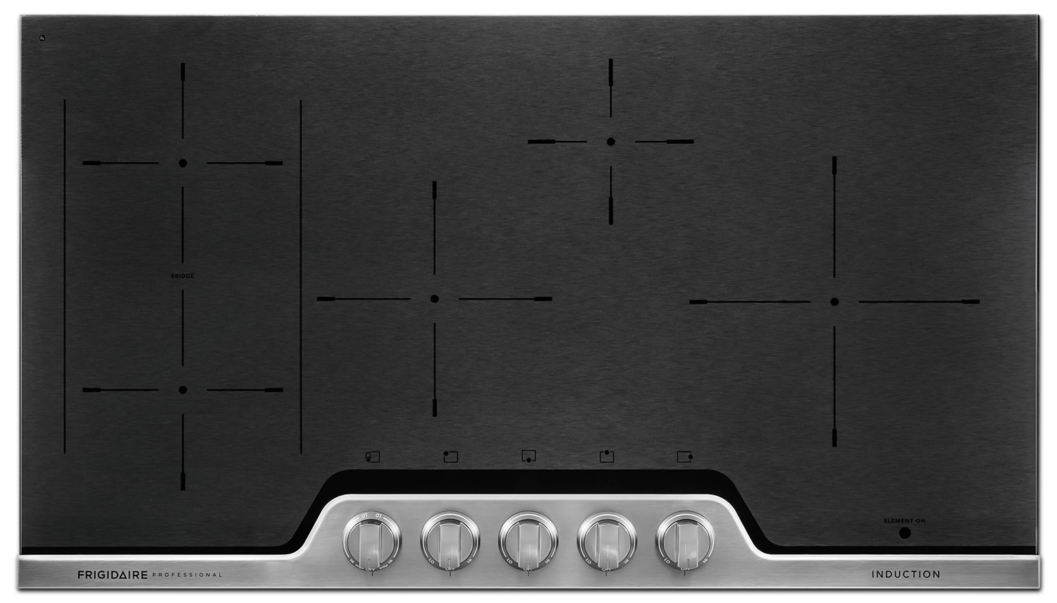 "Cooking Products - Frigidaire Processional 36"" Induction Cooktop – FPIC3677RF"