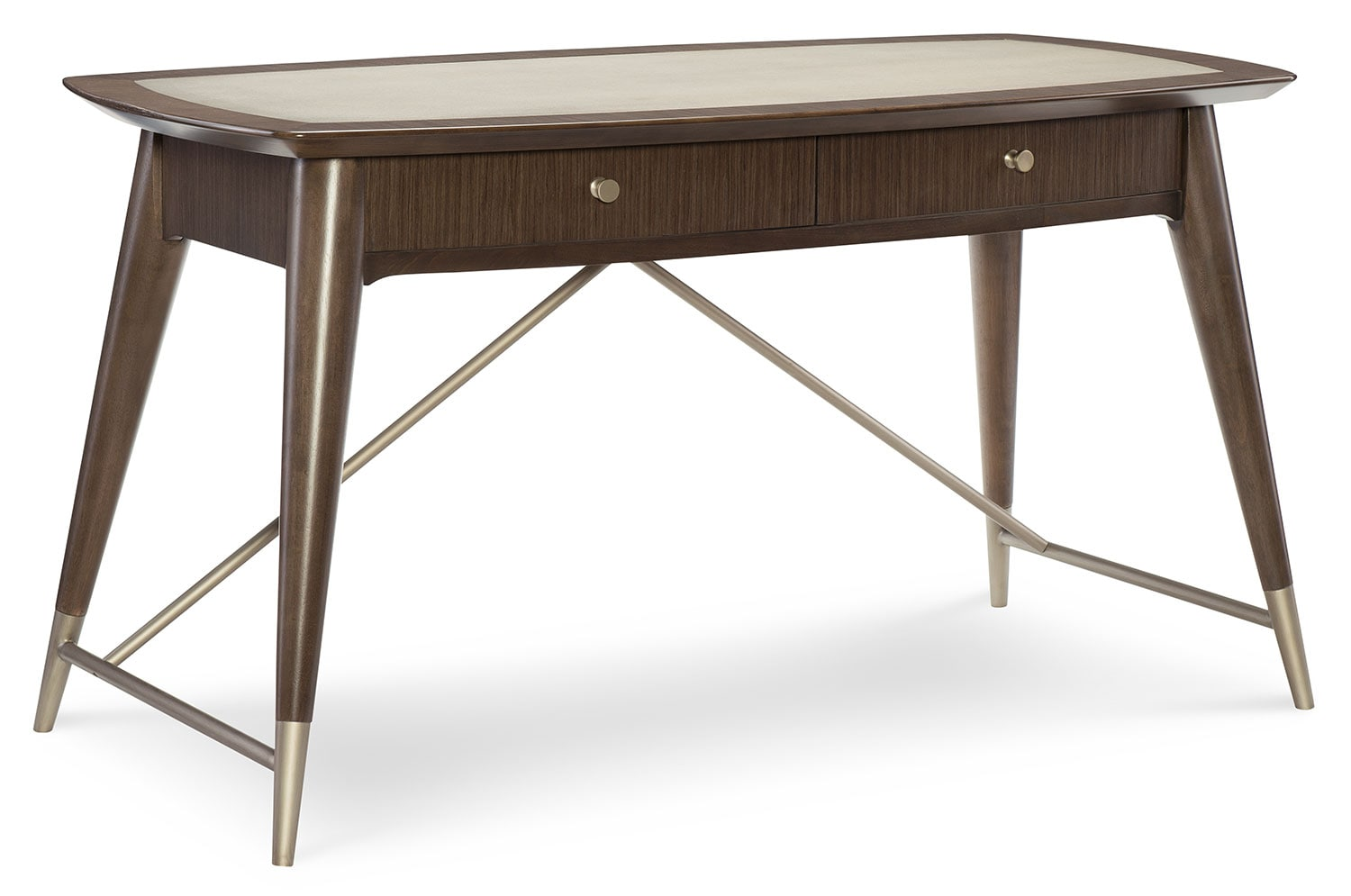 Home Office Furniture - Rachael Ray Soho Desk - Ash Brown