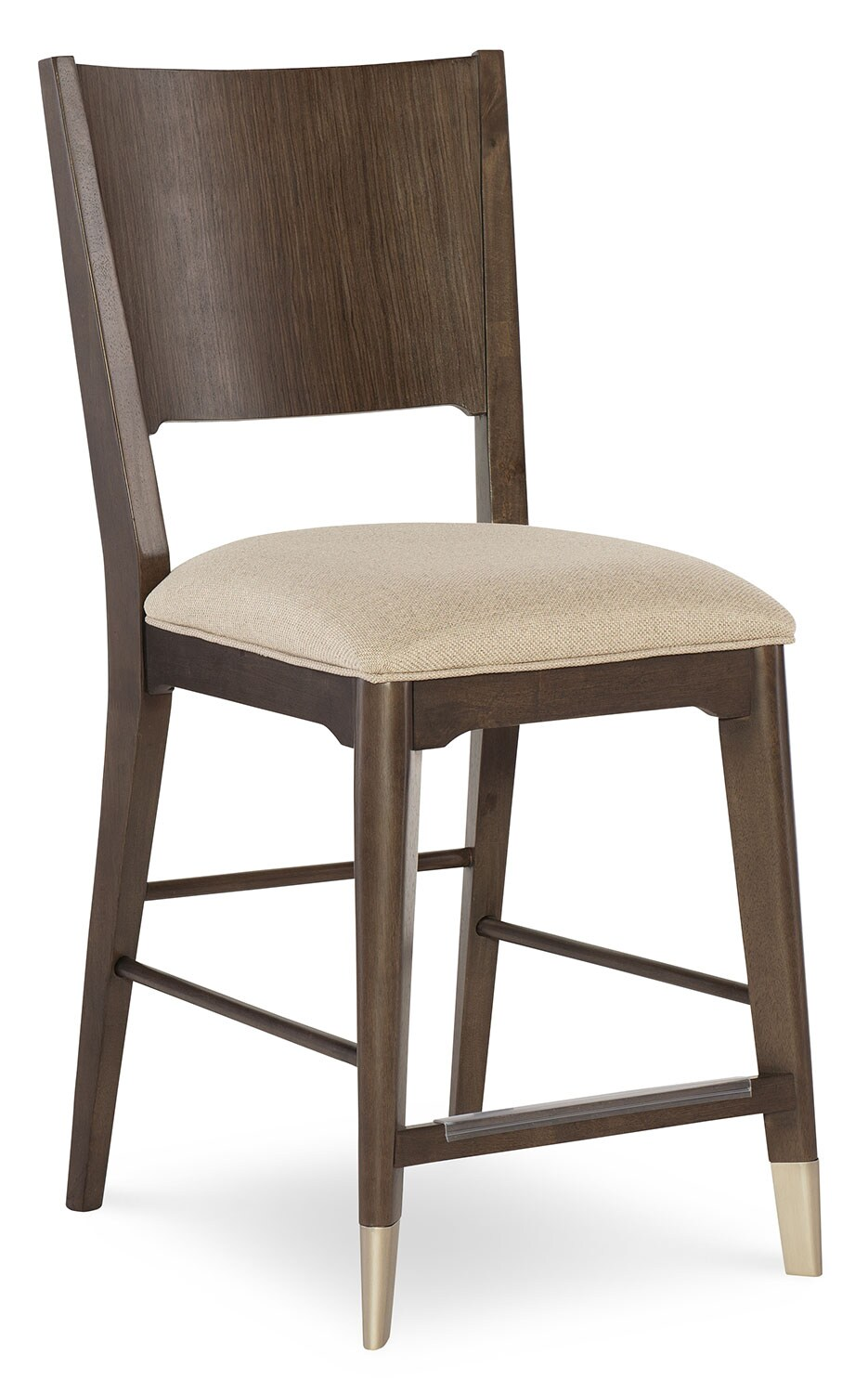 Dining Room Furniture - Rachael Ray Soho Kitchen Stool - Ash Brown