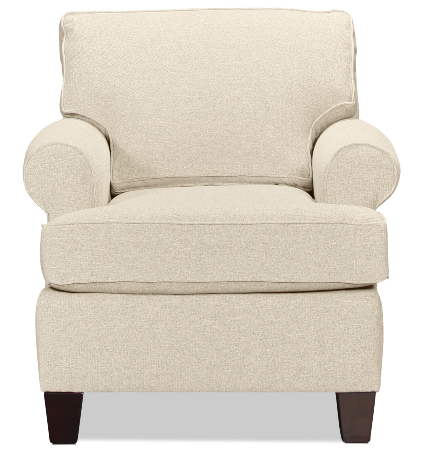 Living Room Furniture - Dover Chair - Birch
