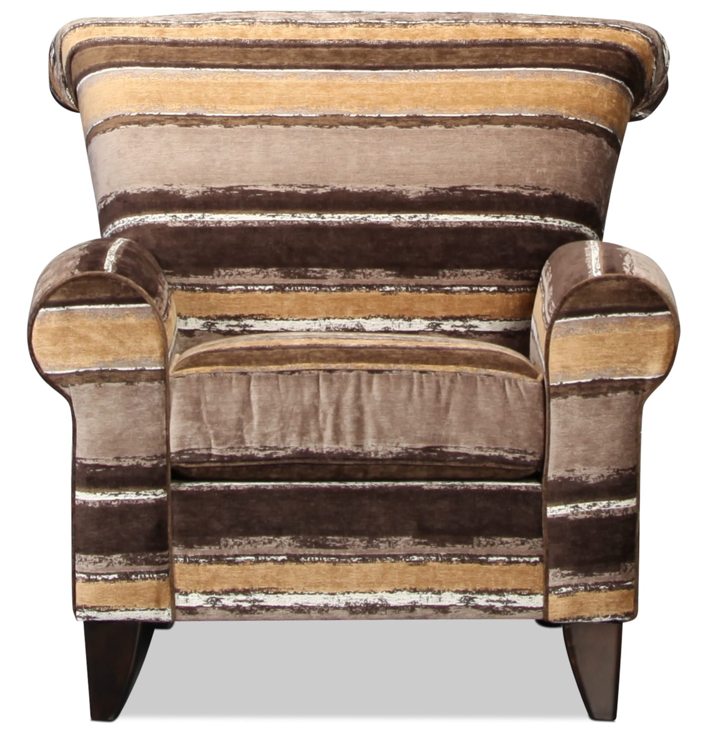 Serendipity Accent Chair - Striped