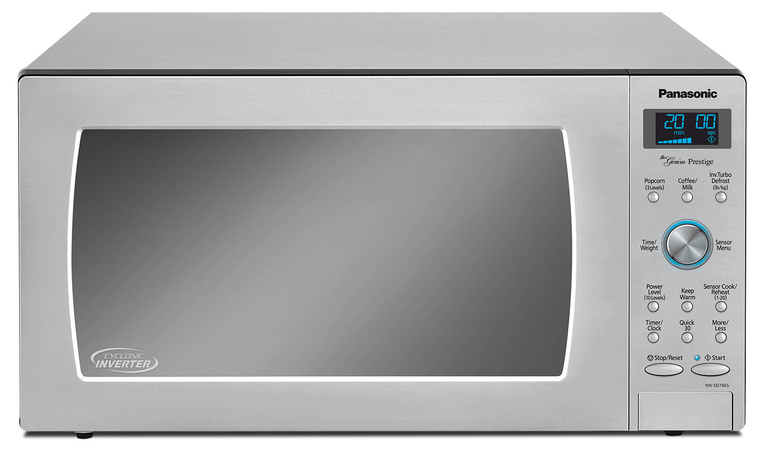 Cooking Products - Panasonic 1.6 Cu. Ft. Countertop Microwave – NNSD786S