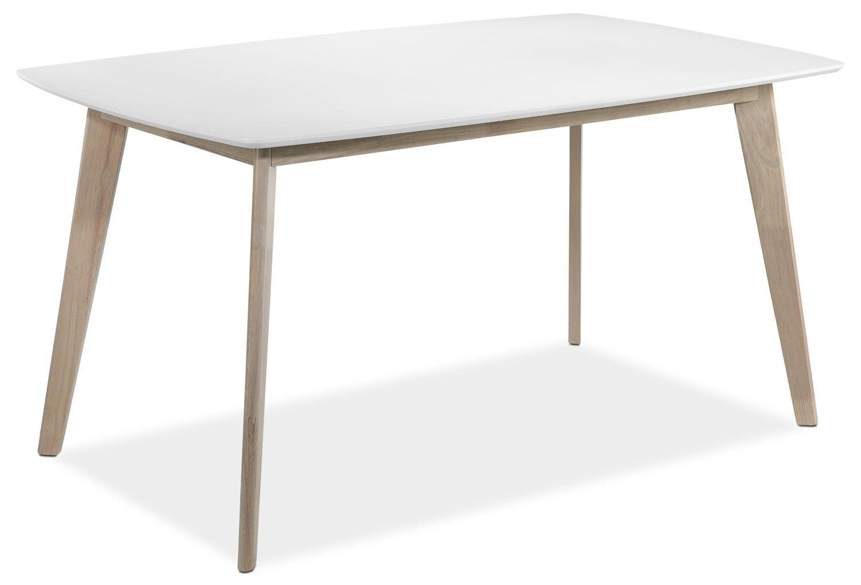 Vivien Dining Table - White