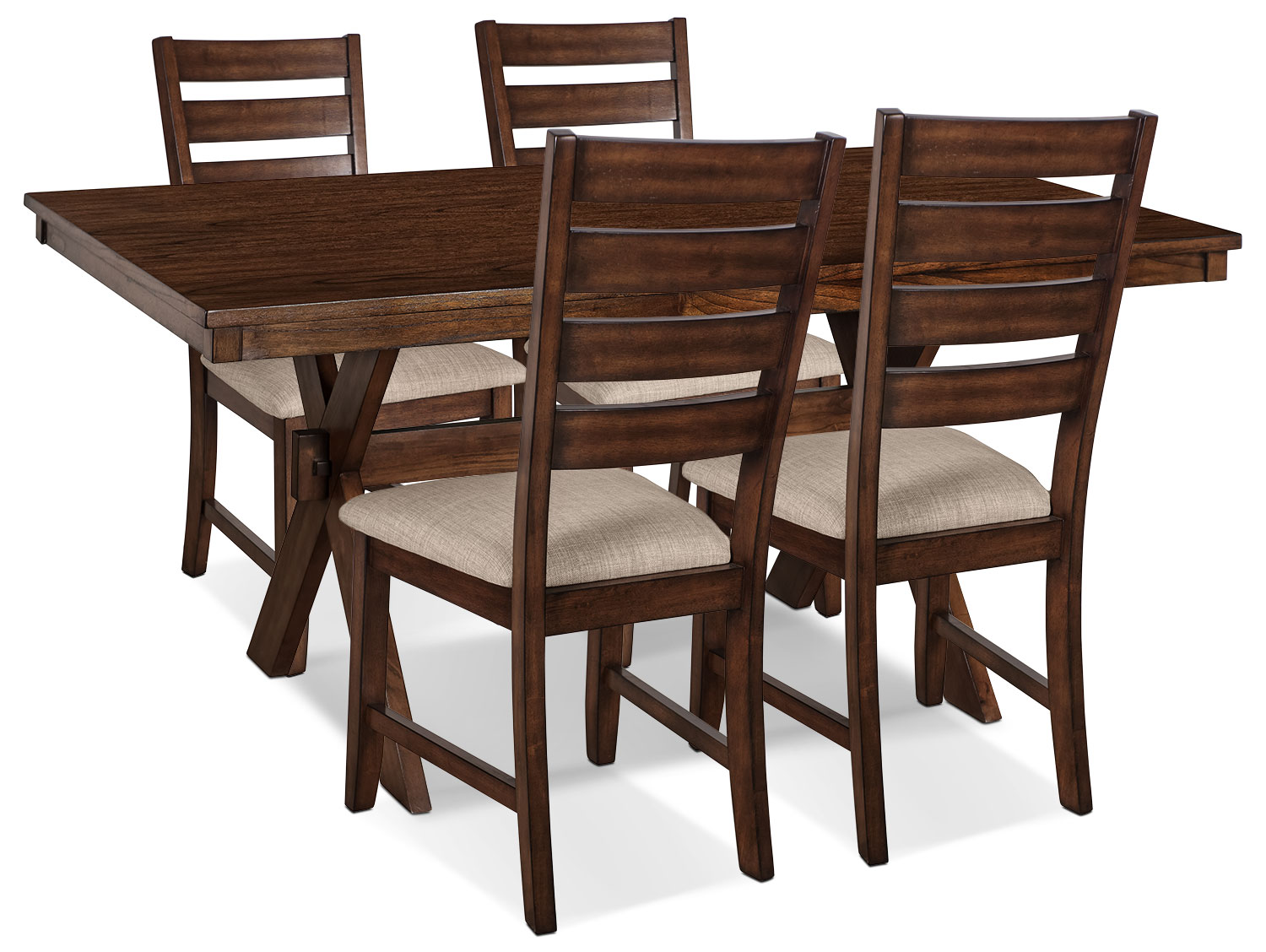 Kelsey 5-Piece Dining Package