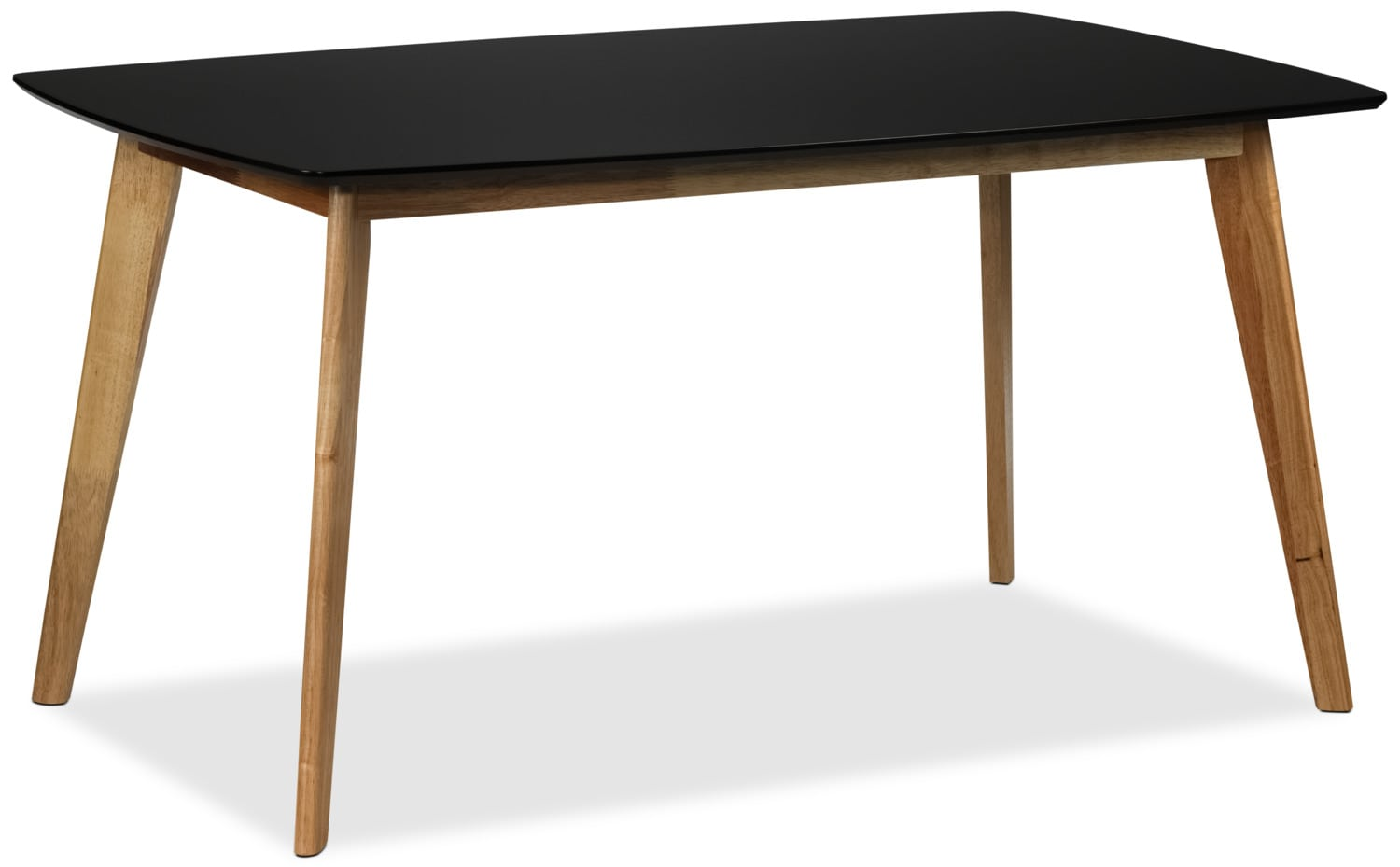 Casual Dining Room Furniture - Vivien Dining Table - Black
