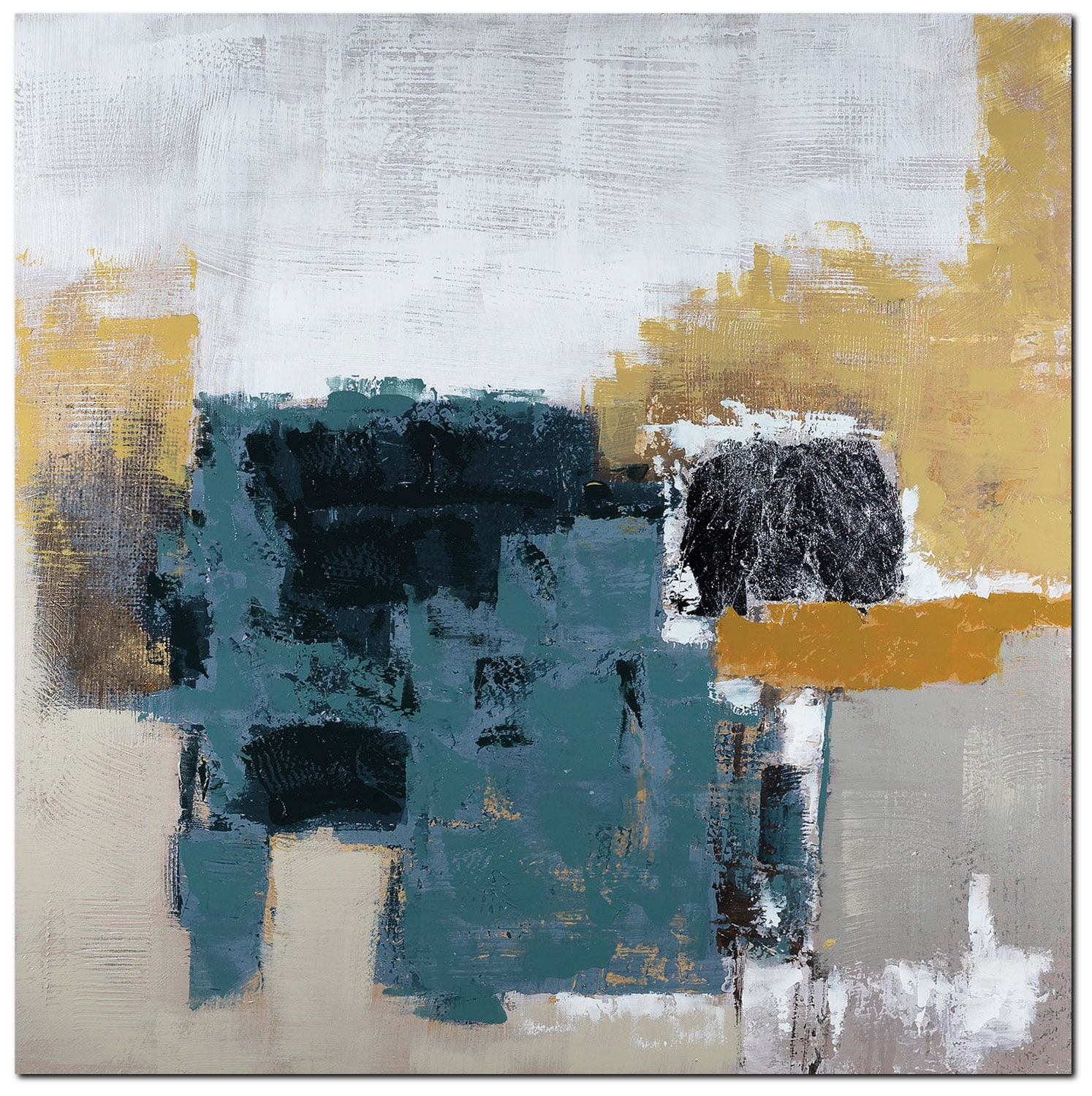 "Accent and Occasional Furniture - In The Moment Wall Art (32"" x 32"")"