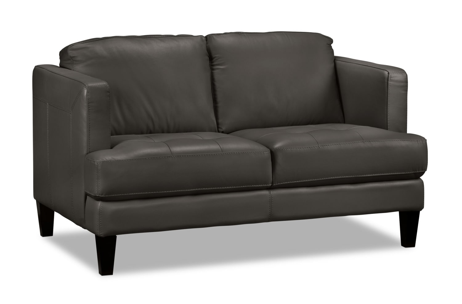 Walker Loveseat - Charcoal