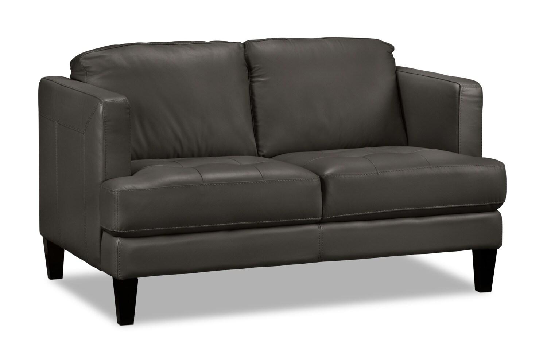 Walker Sofa Charcoal Leon 39 S