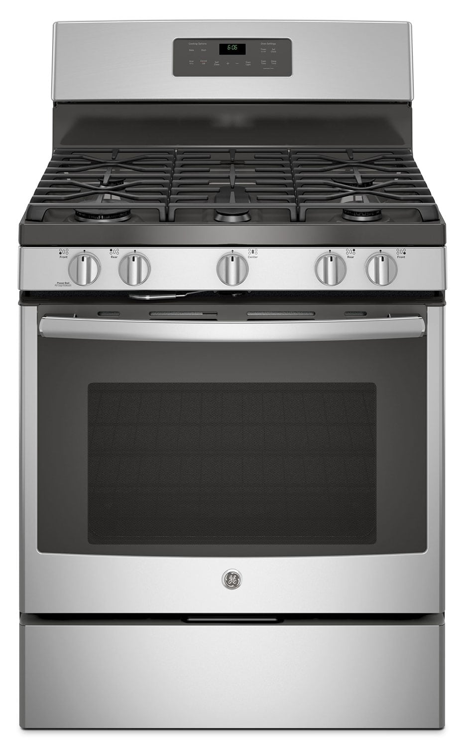 Cooking Products - GE 5.0 Cu. Ft. Freestanding Gas Range – JCGB660SEJSS