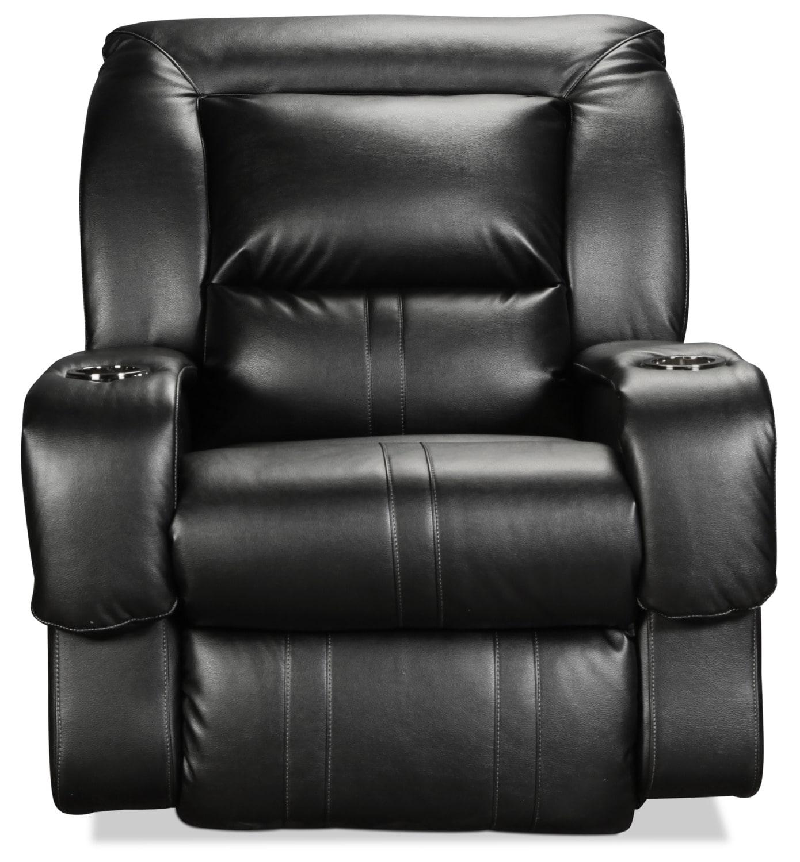 Cineplex Power Recliner - Black