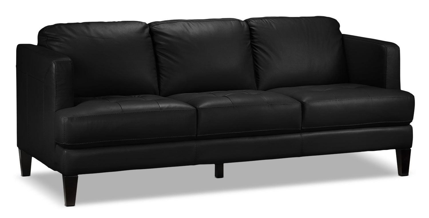 Walker Sofa - Black