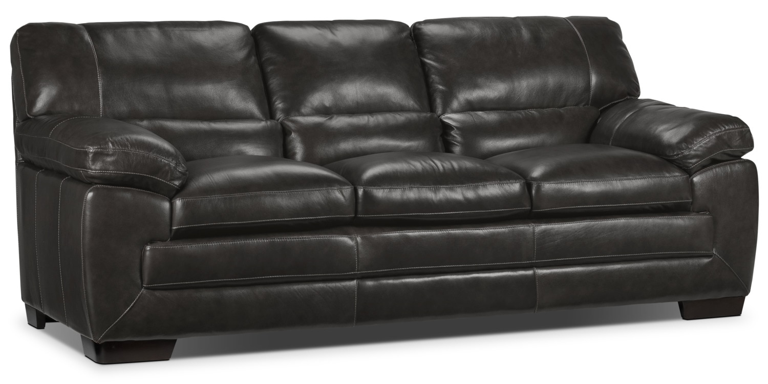 Amarillo Sofa - Charcoal