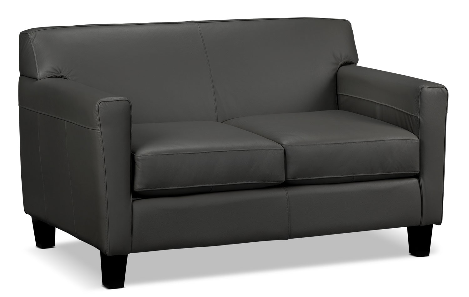 Whitney Loveseat - Dark Grey