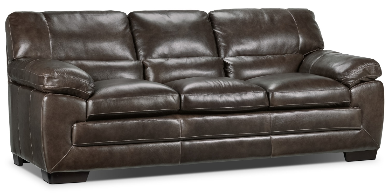 Amarillo Sofa  - Warm Grey
