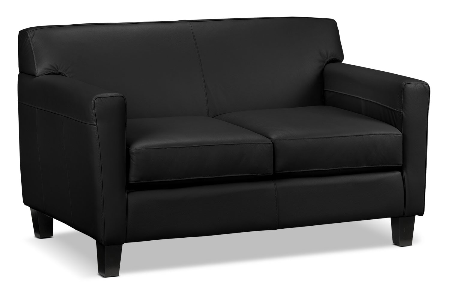 Whitney Loveseat - Black