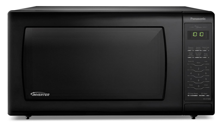 Panasonic Genius® 1.6 Cu. Ft. Countertop Microwave – NN-ST766B