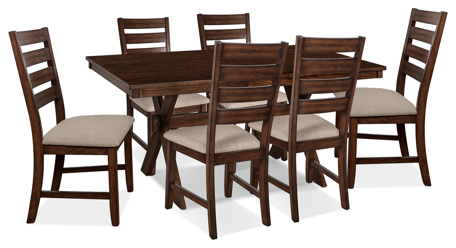 Kelsey 7 Piece Dining Package