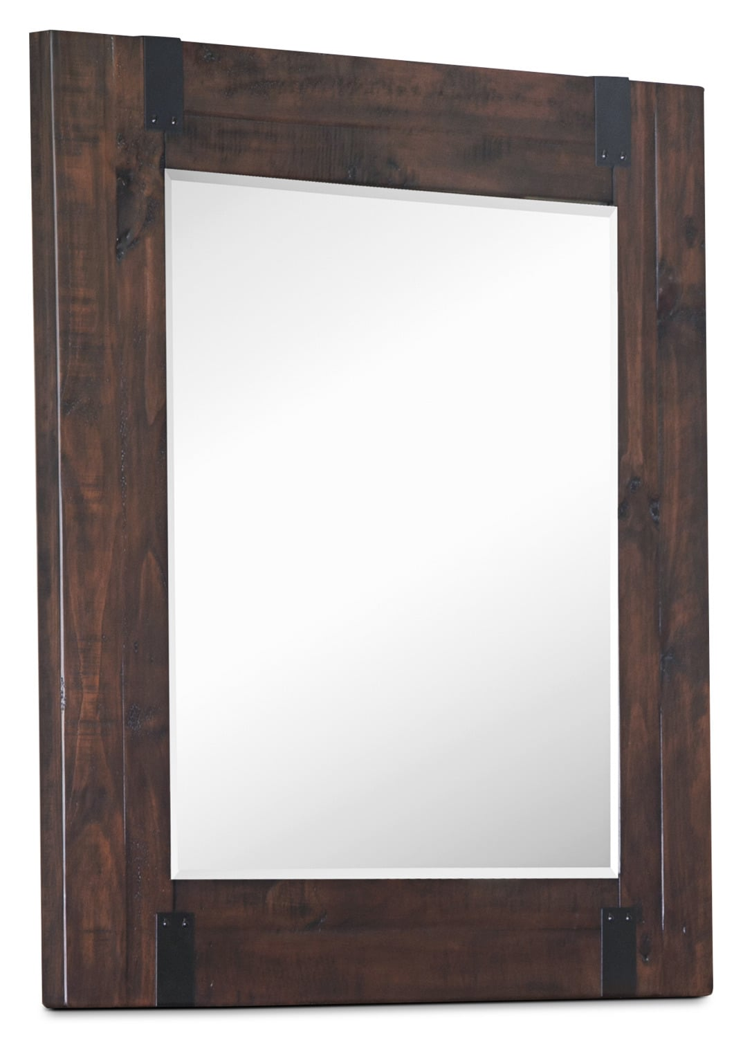 Pine hill mirror rustic pine leon 39 s for Rustic mirror