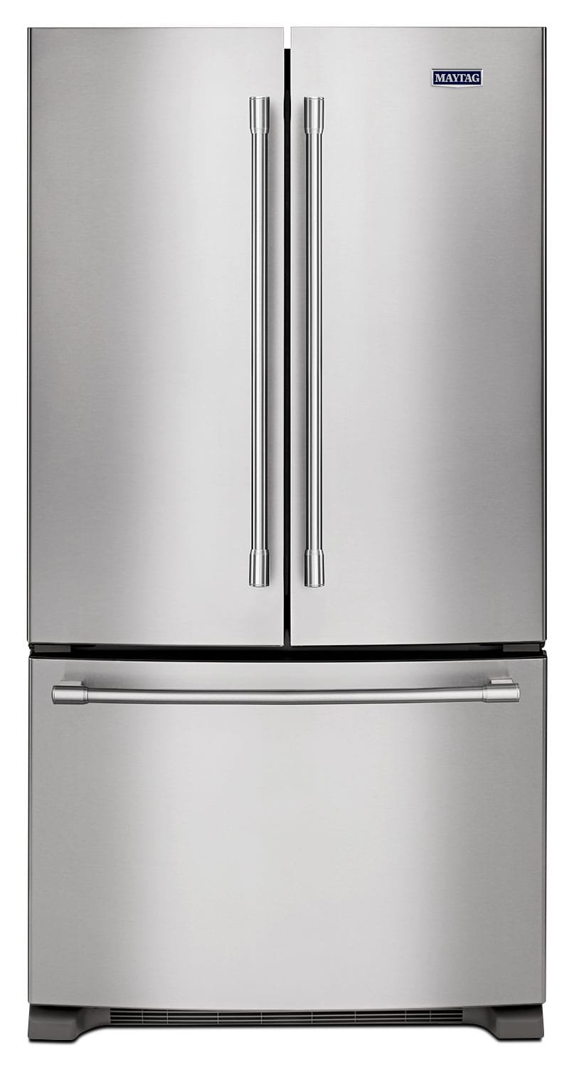Maytag 25 Cu. Ft. French-Door Refrigerator – MFF2558FEZ