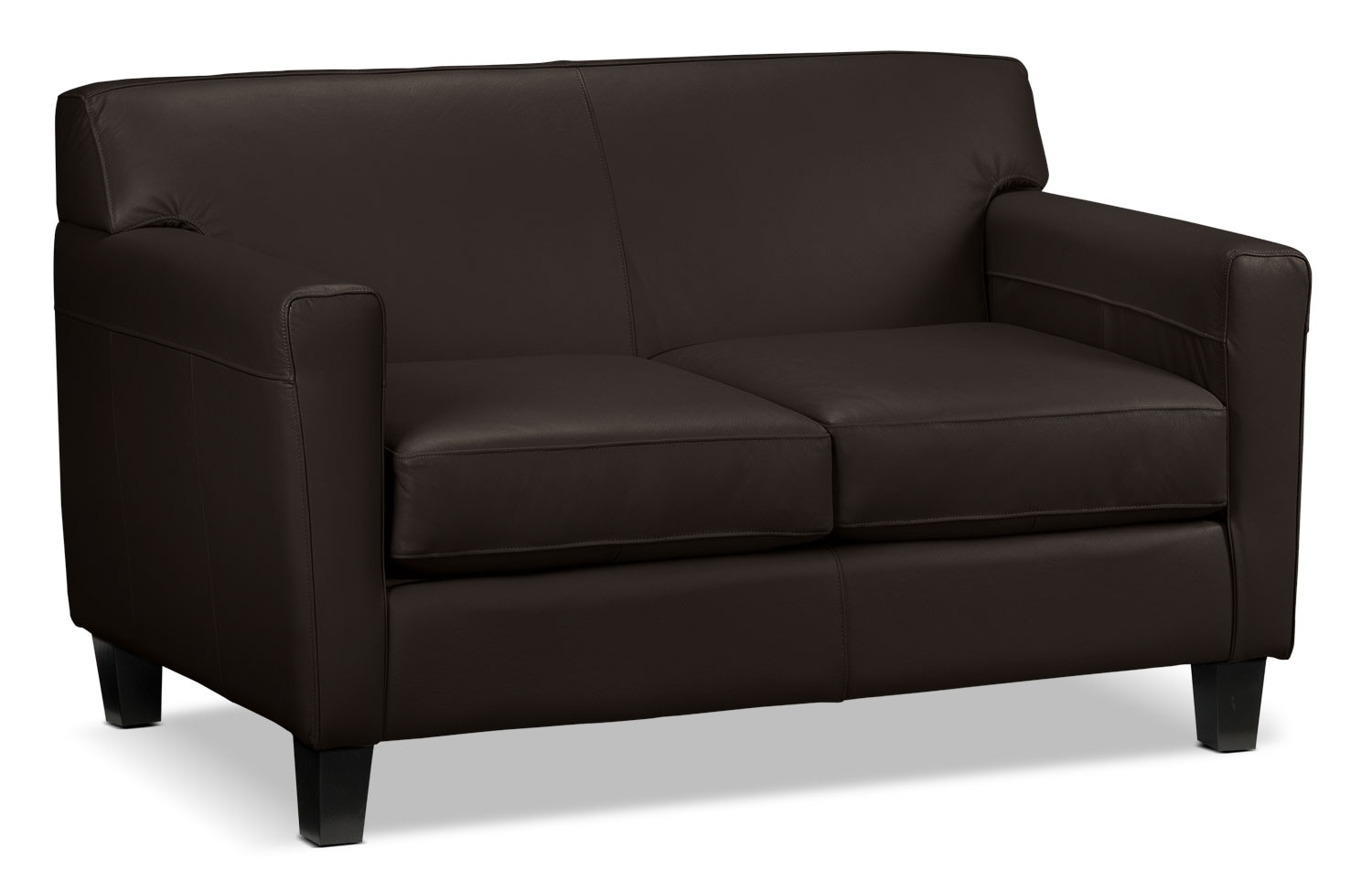 Whitney Loveseat - Coffee