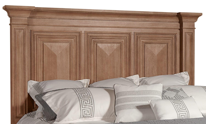 Sedona Queen-Size Panel Headboard