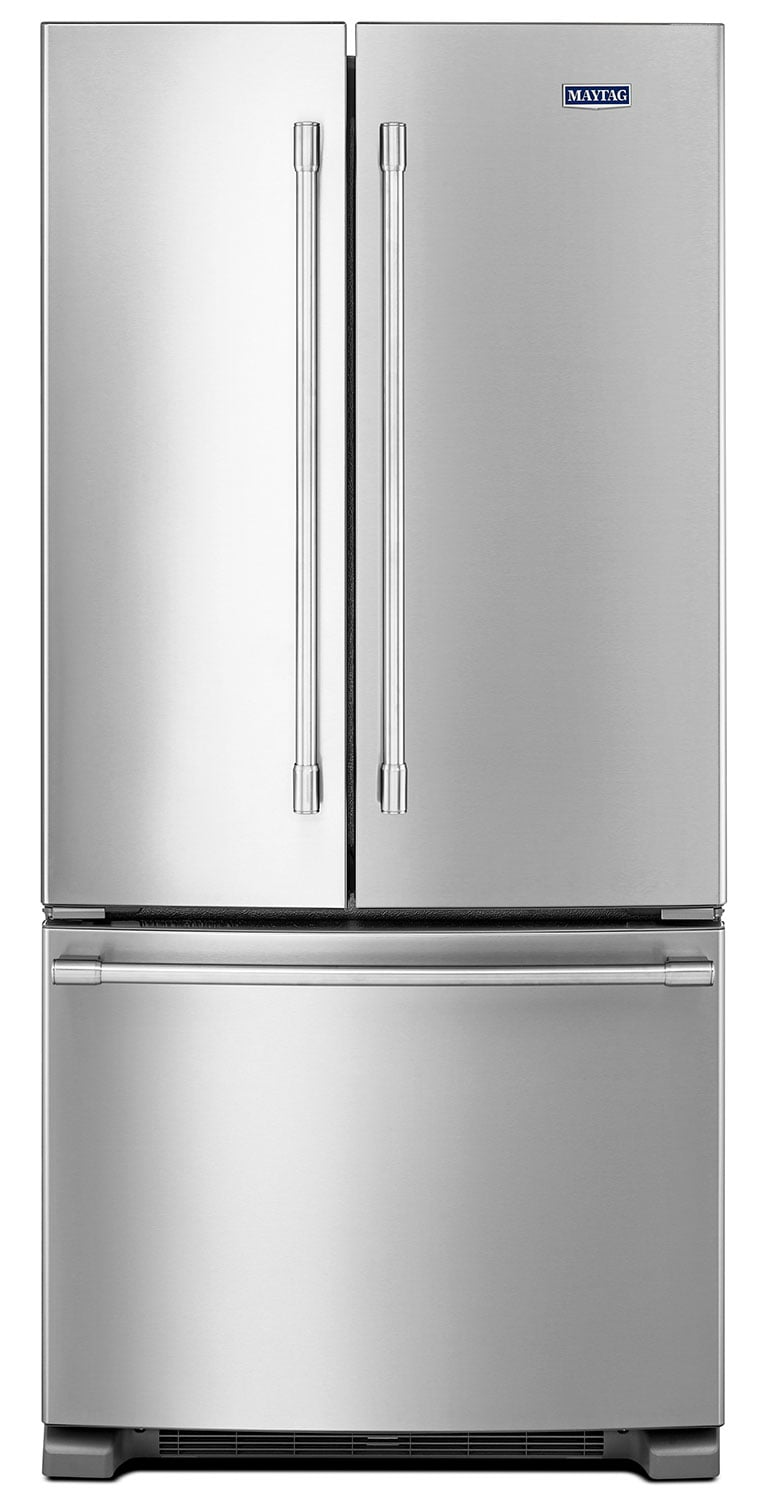 Refrigerators and Freezers - Maytag 22 Cu. Ft. French-Door Refrigerator – MFF2258FEZ