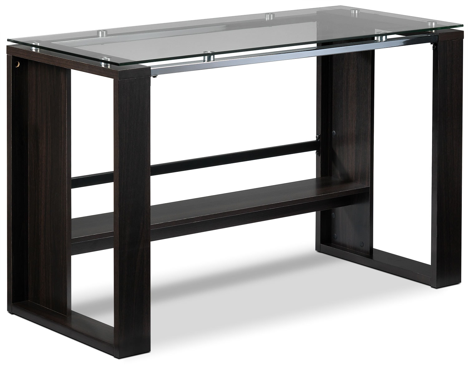 Home Office Furniture - Jasper Desk - Espresso