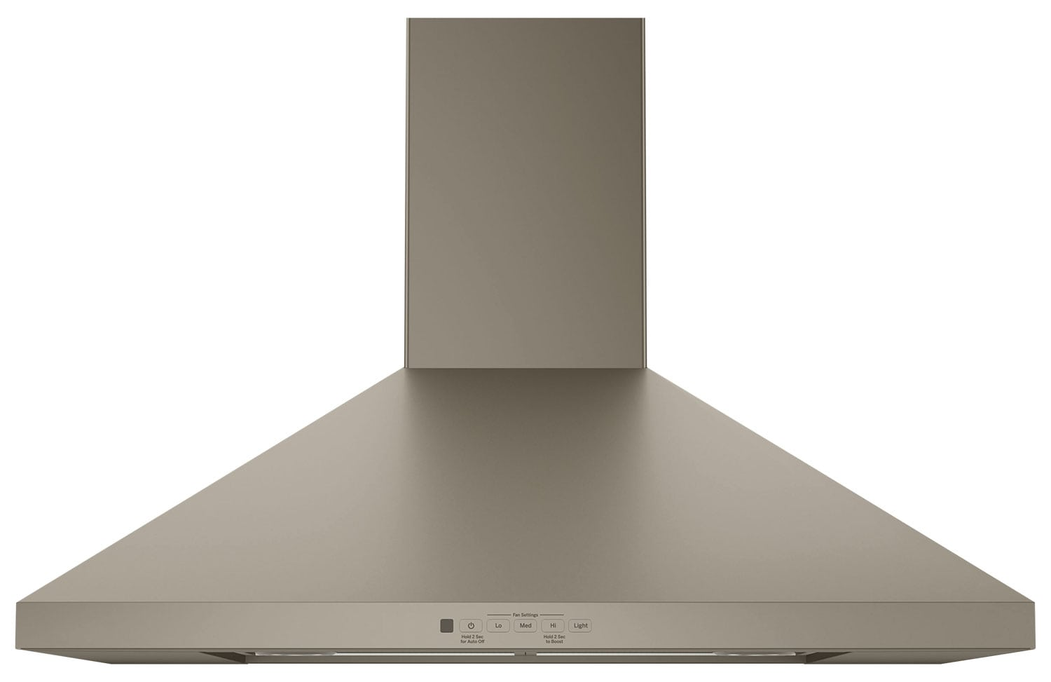 "GE 30"" Wall-Mount Pyramid Chimney Range Hood – JVW5301EJESC"