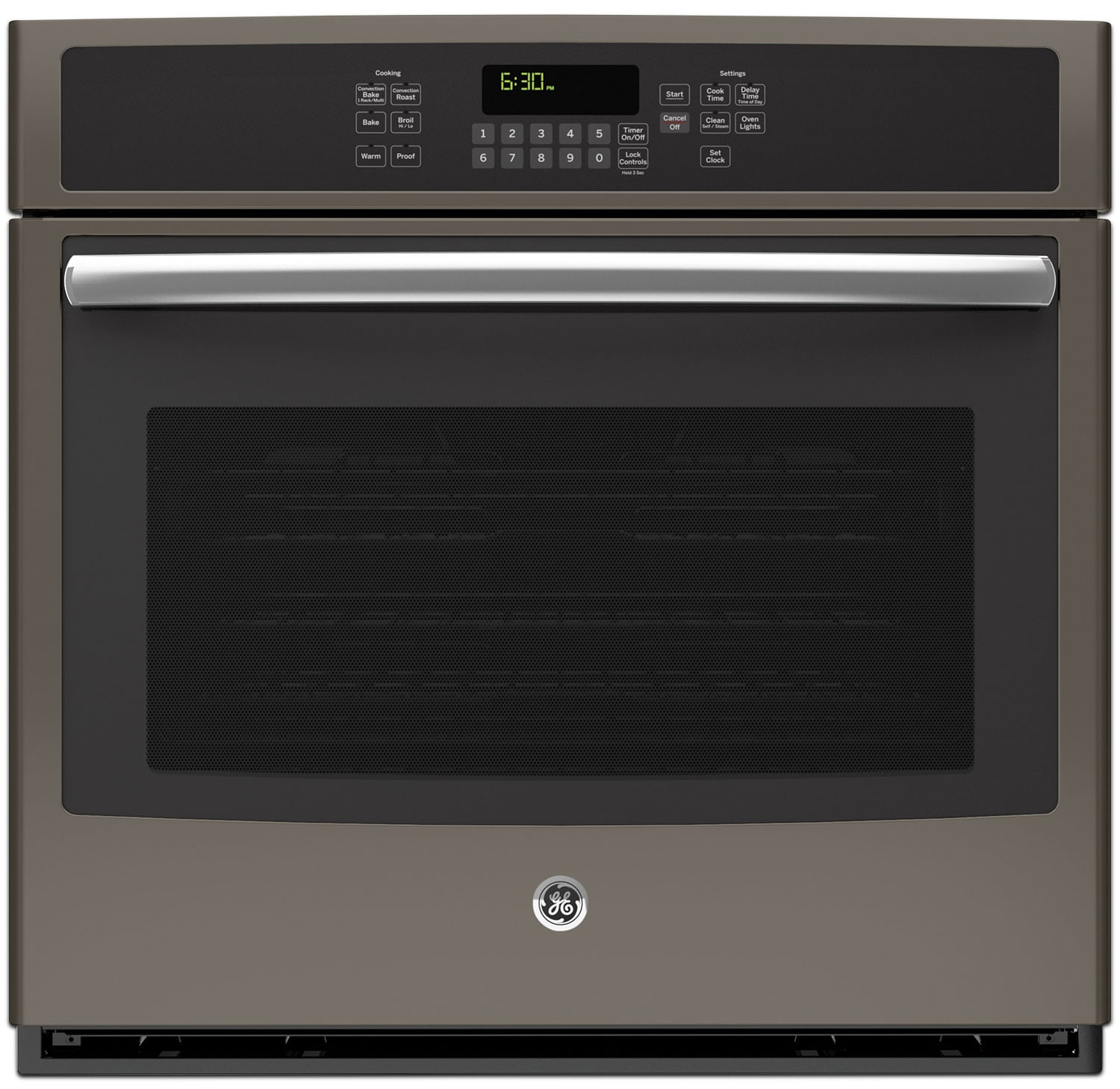 GE 5.0 Cu. Ft. Convection Wall Oven – JT5000EJES