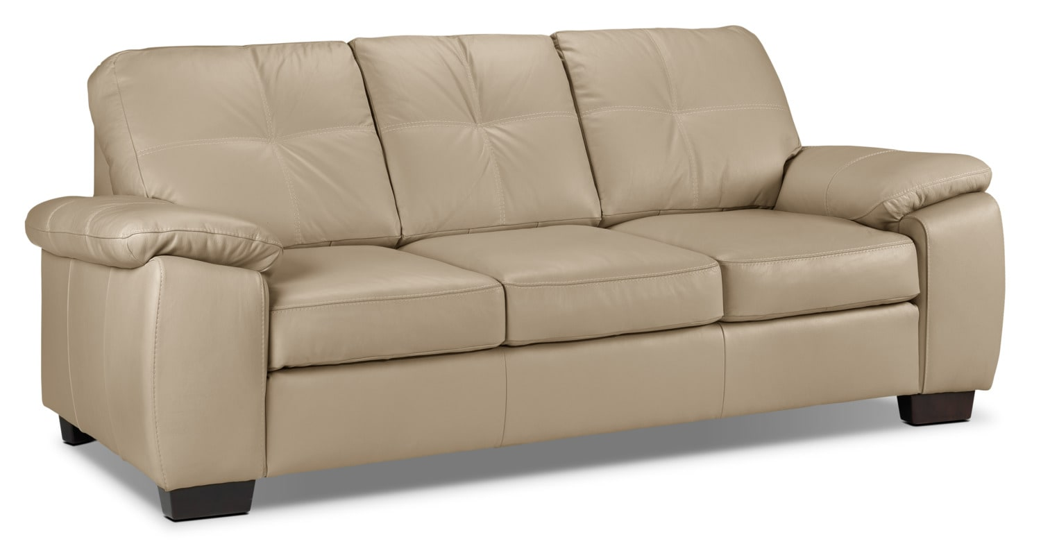 Naples Sofa - Warm Beige