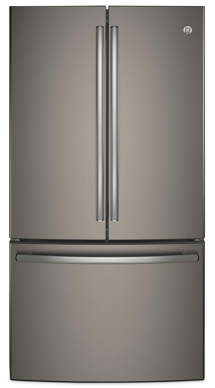 Refrigerators and Freezers - GE 28.5 Cu. Ft. French-Door Refrigerator – GNE29GMKES