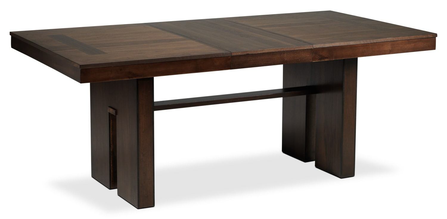Lena table cherry leon 39 s for Cherry dining room table
