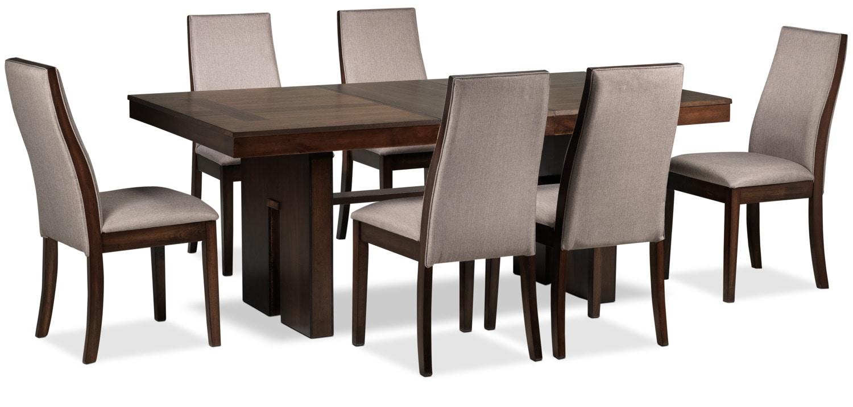 Lena 7 Piece Dining Room Set