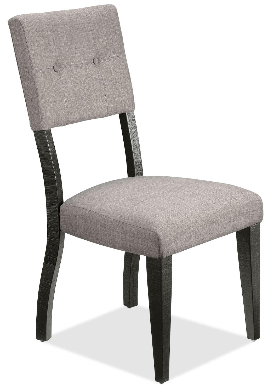 Imari Side Chair - Black