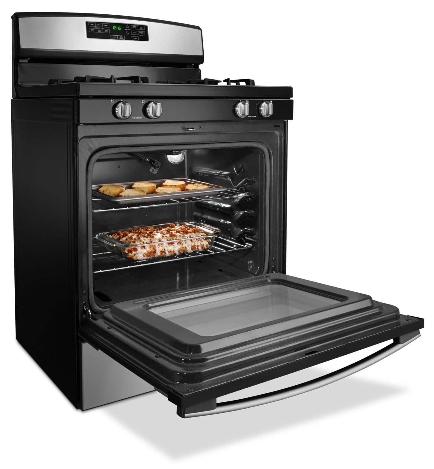 Amana 5.0 Cu. Ft. Freestanding Gas Range With Self-Clean