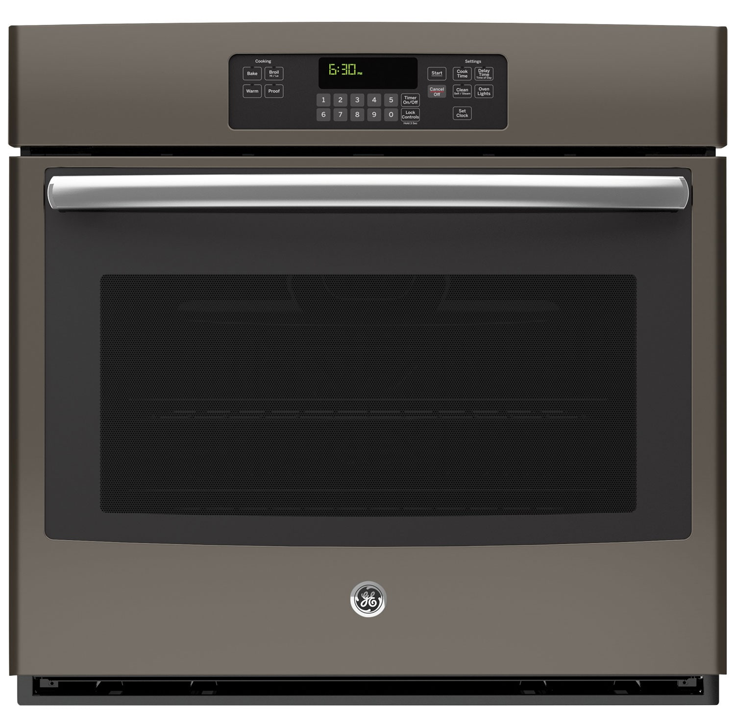 GE 5.0 Cu. Ft. Self-Cleaning Single Wall Oven – JT3000EJES